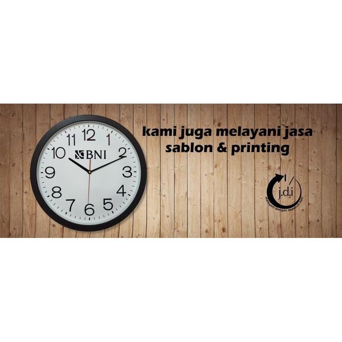 Jual JUAL Jam Dinding Diameter 40 CM - List Tebal MINIMALIS (9971 ... 27f11c2cb6