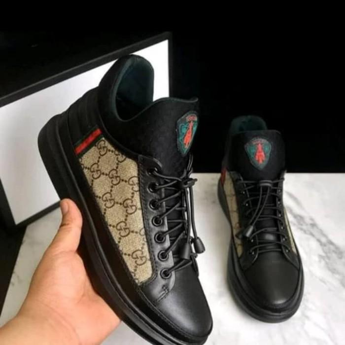 harga sepatu gucci sneakers original