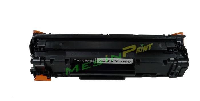 harga Compatible toner cartridge cf283a Tokopedia.com