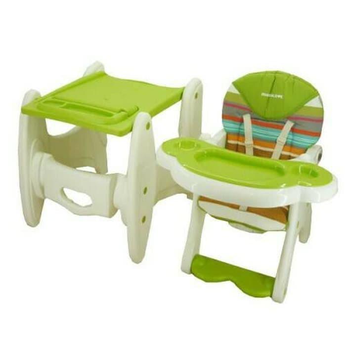 High Chair Baby Mamalove Hj01 Kursi Makan Bayi Mama Love Termurah