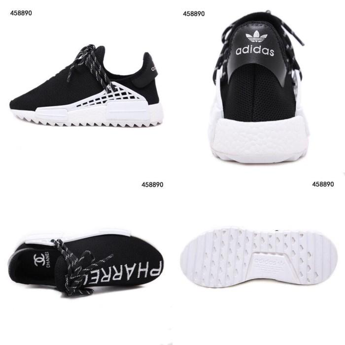 950ba3eb26f03 Jual New Arrival ! Chanel x Adidas Human Race Pharrell Sneaker A ...