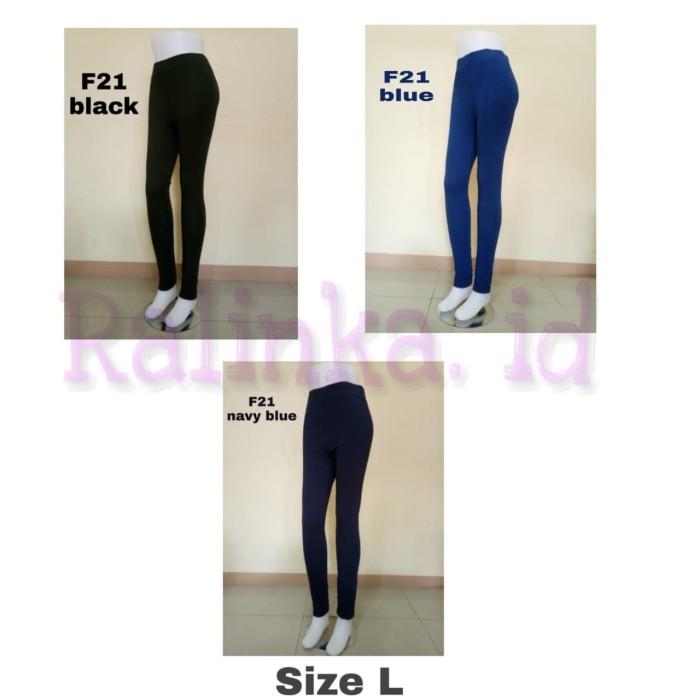 Jual Legging F21 Forever21 Forever 21 Yoga Senam Hamil Branded Size L Kota Bekasi Bayu Gallery Tokopedia