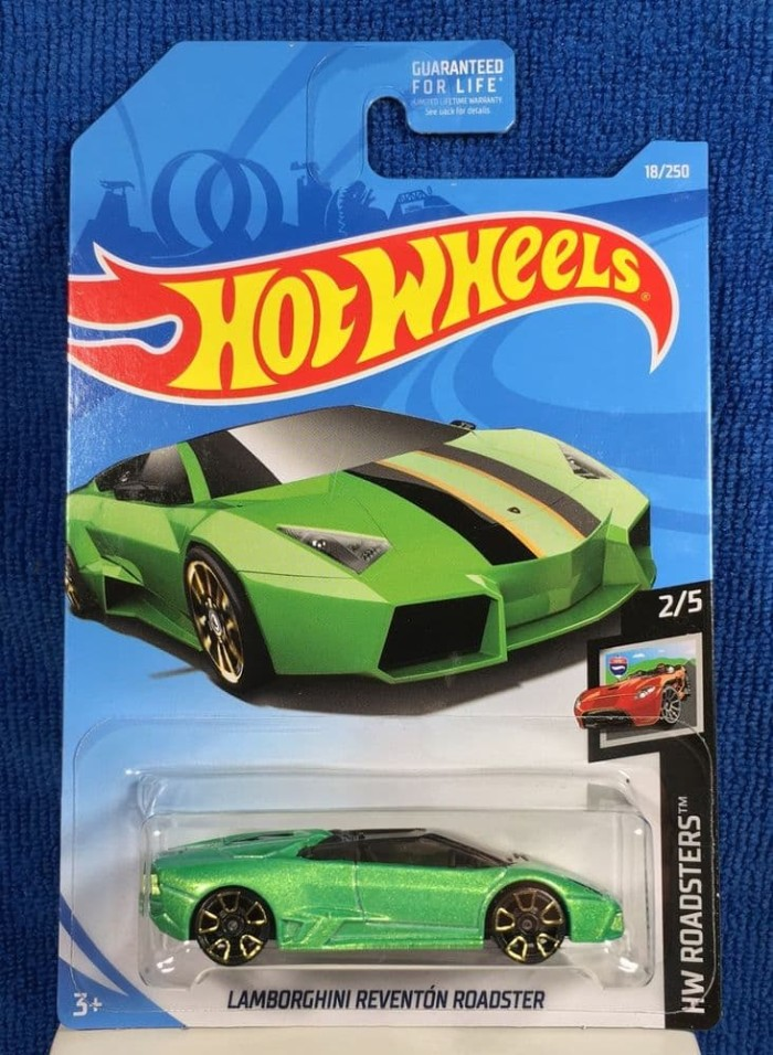 Jual Hot Wheels Lamborghini Reventon Roadster Mainan Anak Die Cast