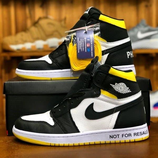 2bd8ca94a9c Jual Sepatu Nike Air Jordan 1 Not For Resale - DKI Jakarta - MAFIA ...