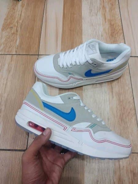 Jual Sepatu Nike Air Max 1 Pompidou Center DKI Jakarta MAFIA SNEAKERS | Tokopedia