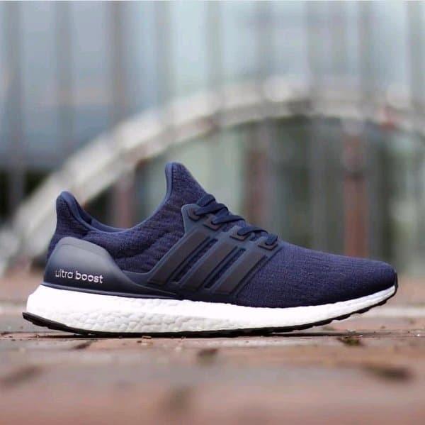 premium selection 23dd0 6e9cf Jual Sepatu ADIDAS ULTRABOOST 3.0 NAVY WHITE - DKI Jakarta - MAFIA SNEAKERS  | Tokopedia
