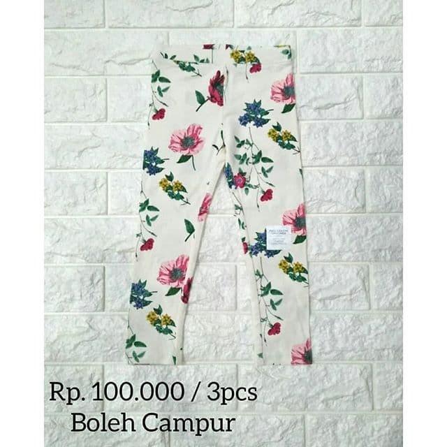 Jual Celana Legging Anak Old Navy Sale Motif Bunga Warna Warni Imut Kota Semarang Vansie Love House Tokopedia
