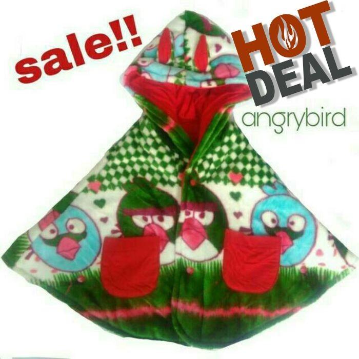 Sale Baby cape jaket bayi anak mantel bayi anan