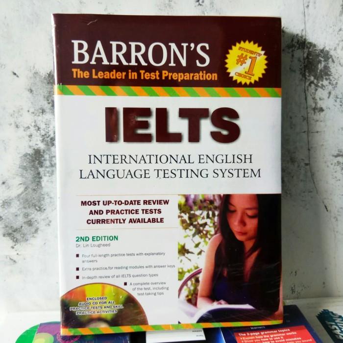 Barrons Ielts 2nd Edition - Page 2 - Daftar Update Harga Terbaru