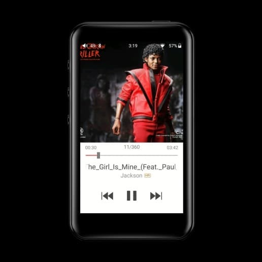 Jual FiiO M6 Portable High-Res Digital Music Player Airplay Bluetooth -  Jakarta Selatan - DontblameyourearJakarta | Tokopedia