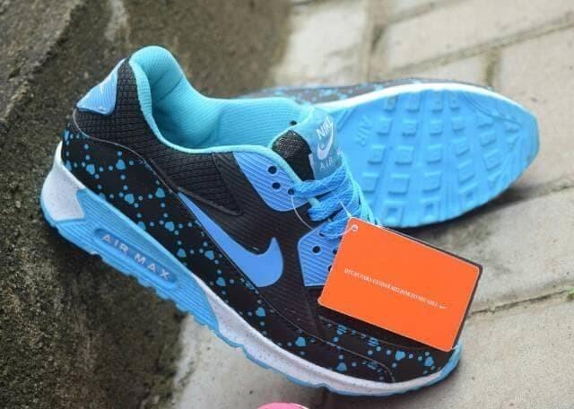 Jual Sepatu nike airmax T90 love women   Sepatu olahraga cewek nike ... bbb6cc88f4