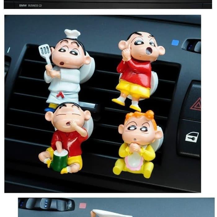 Parfum Pengharum Mobil Karakter Sinchan 3rd Edition Berkualitas