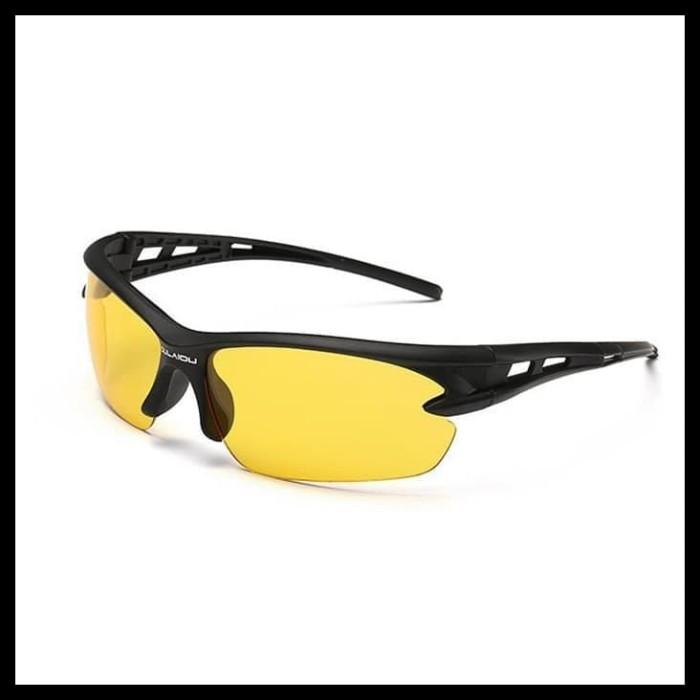 Jual HOT SALE kacamata malam night view anti silau model sporty ... c0a315cf07