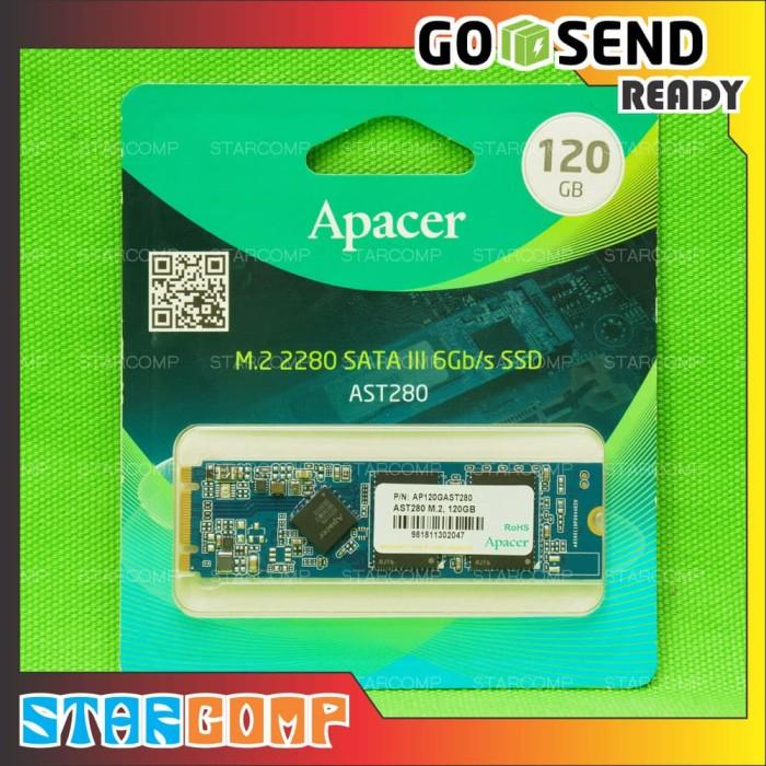 Foto Produk SSD M2 Apacer 120GB dari StarComp