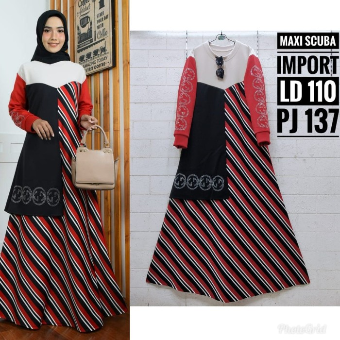 240bcde85b9 Jual DRESS GUCCI SCUBA + PASMINA - DKI Jakarta - LET S SHOP151 ...