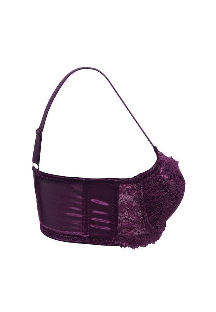 Jual Tulip Rosie Huntington 3 4 Cup Wire - Purple - TBR-001362-PU ... 18f40fa408