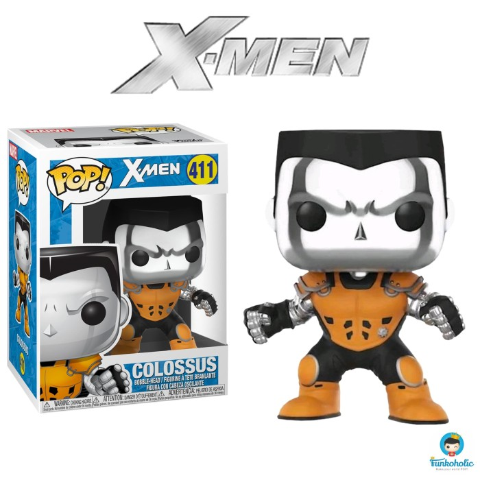 COLOSSUS FIGURINE FUNKO POP X-MEN