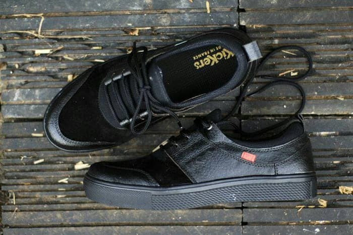 Terfavorite!! sepatu sneakers murah kickers kulit pria vans nike kets 86b30e0213