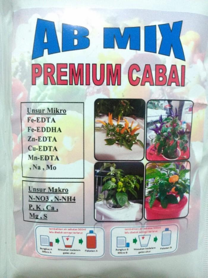 NUTRISI PUPUK AB MIX KUALITAS PREMIUM CABAI CABE 500ml