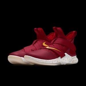 f339e125594 Jual Sepatu Nike Lebron Soldier 12 Maroon - MAFIA SNEAKERS