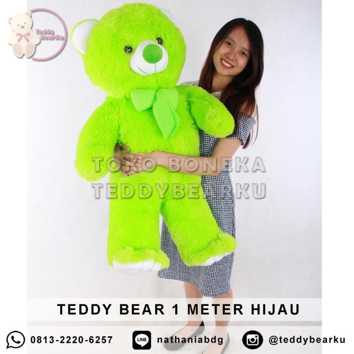 Jual boneka teddy bear jumbo 1 meter cek harga di PriceArea.com e55002943d