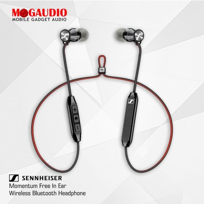 harga Sennheiser momentum free in ear wireless bluetooth headphone Tokopedia.com