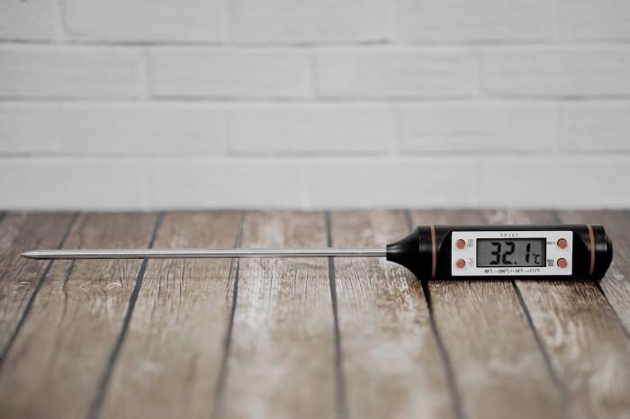 harga Digital thermometer tp101 hitam - termometer makanan & air Tokopedia.com