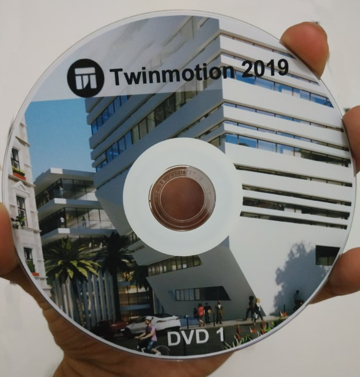 Jual Twinmotion Pro 2019 & TM Dynamic Link ArchiCAD & Revit Plus Tutorial -  Kota Semarang - Almira Shopee | Tokopedia