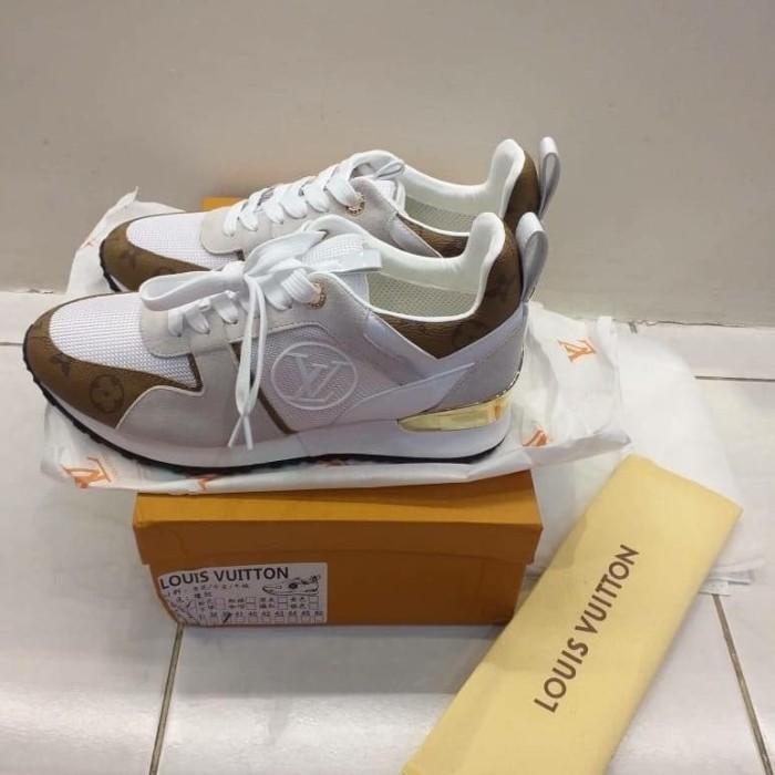 Jual Sepatu Louis Vuitton Run Away
