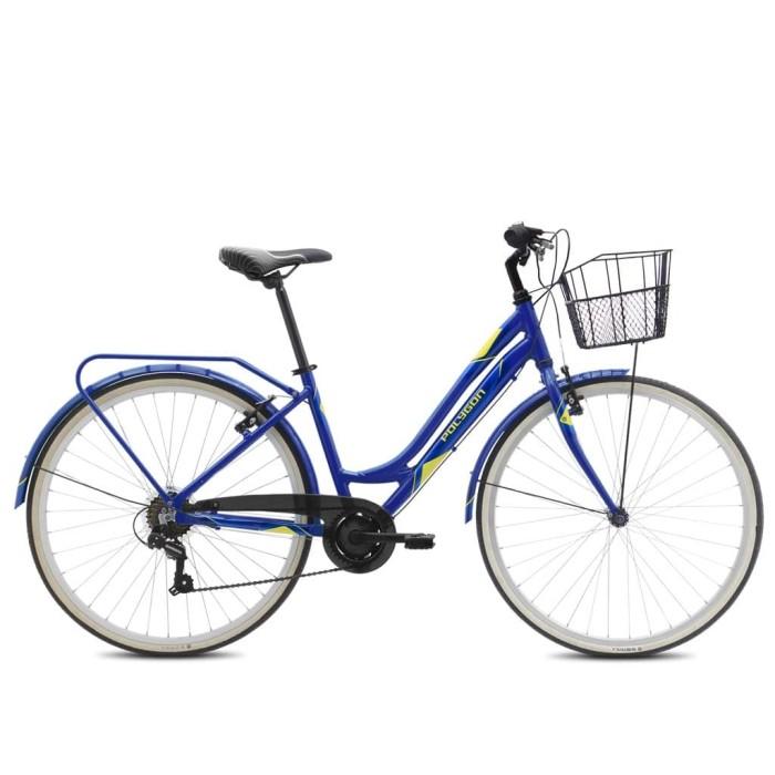 harga Dikirim siap pakai sepeda urban polygon sierra lite 26  al6 7sp vbrake Tokopedia.com