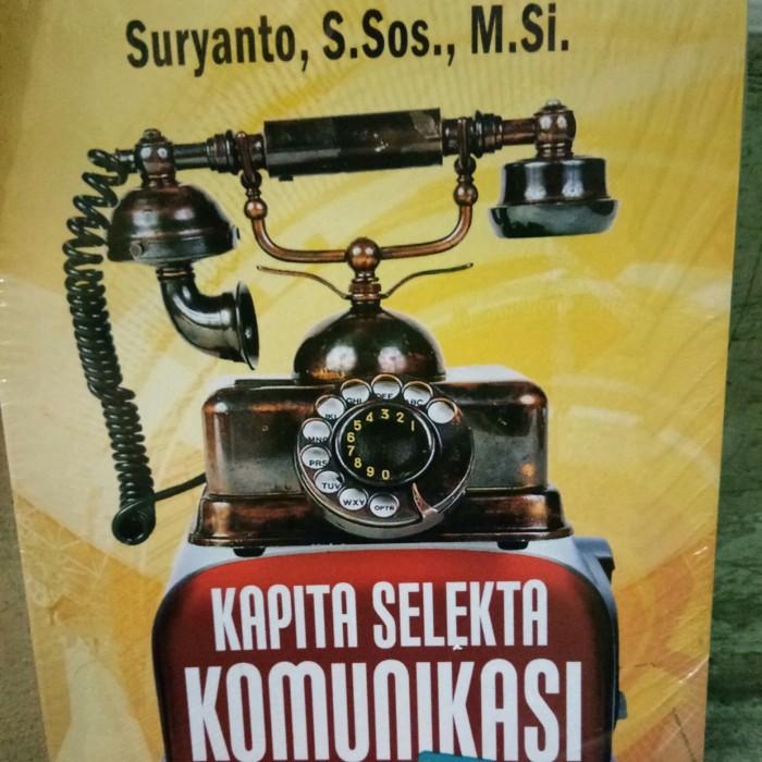 kapita selekta komunikasi