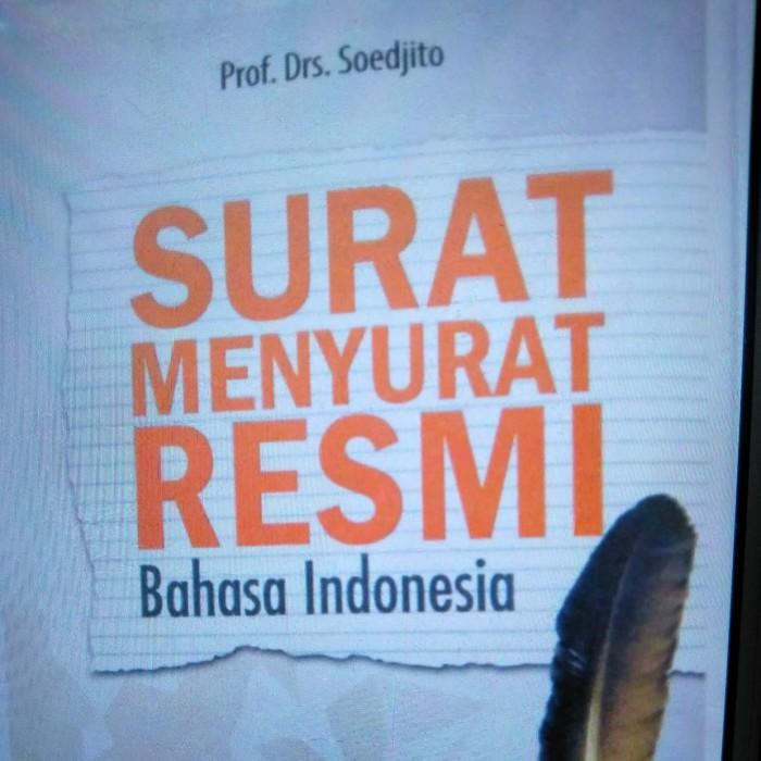 Jual Surat Menyurat Resmi Bahasa Indonesiabuku Orisinal Dki Jakarta Toko Bangun Ilmu Tokopedia