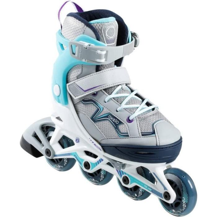 Jual Oxelo Sepatu roda anak - DECATHLON ID  e6908c2ab4
