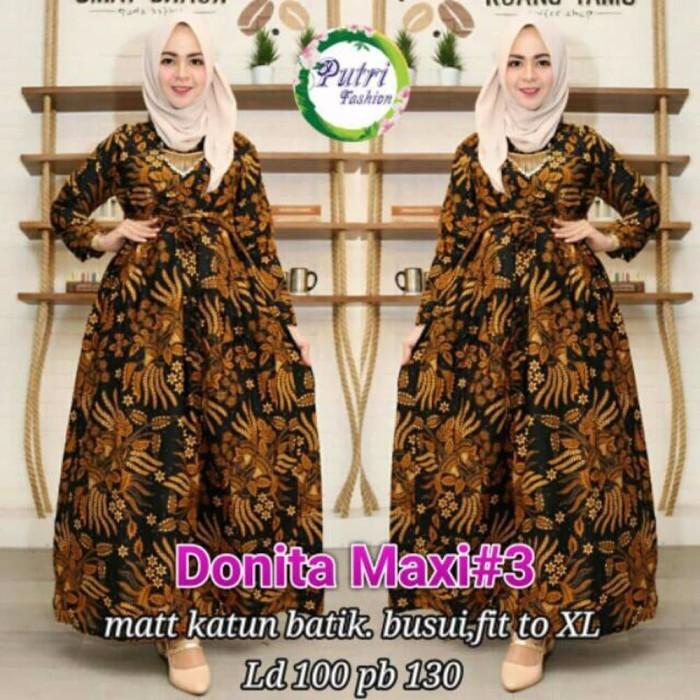 Jual Bestseller Gamis Batik Gamis Syari Gamis Batik Modern Fashion Muslim Kab Bandung Yanti Cantik Tokopedia