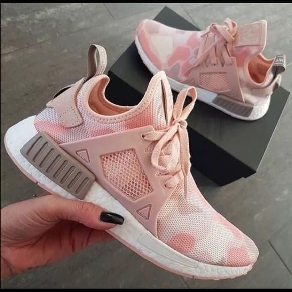 lowest price b6edd 0dad6 Jual Sepatu Adidas NMD XR1 Pink Camo Wanita Premium Original Sneakers - DKI  Jakarta - AFS.Store | Tokopedia