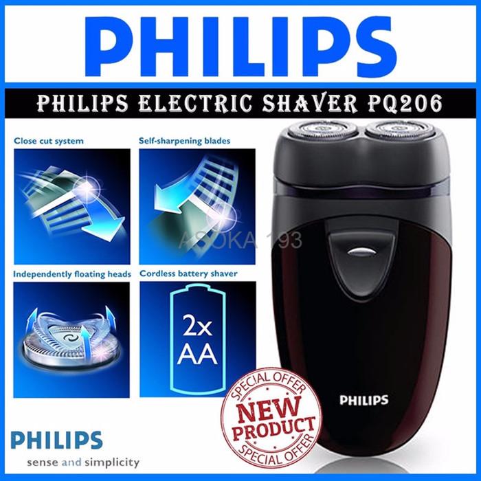Harga Alat Cukur Listrik Philips Pq 206 Electric Shaver Pq206 Harga Rp  403.600 f97b4fbb6c