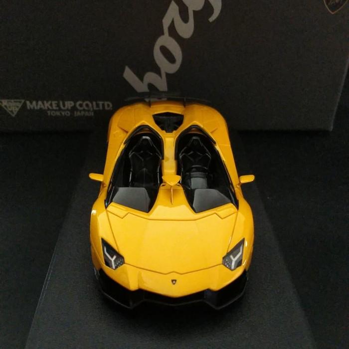 Jual Make Up Co Ltd Eidolon Em247d Lamborghini Aventador J Yellow