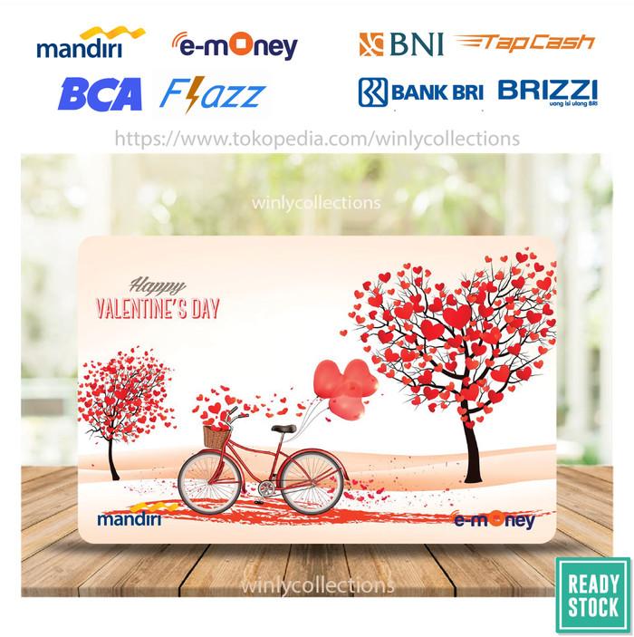 Jual Kartu Emoney Happy Valentine Day Selamat Hari Valentine - 1 SISI - DKI  Jakarta - Winly Collections | Tokopedia
