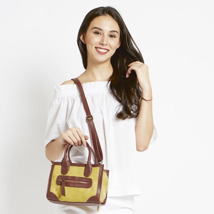 Alibi Paris Orlean Yellow Bag 511111834