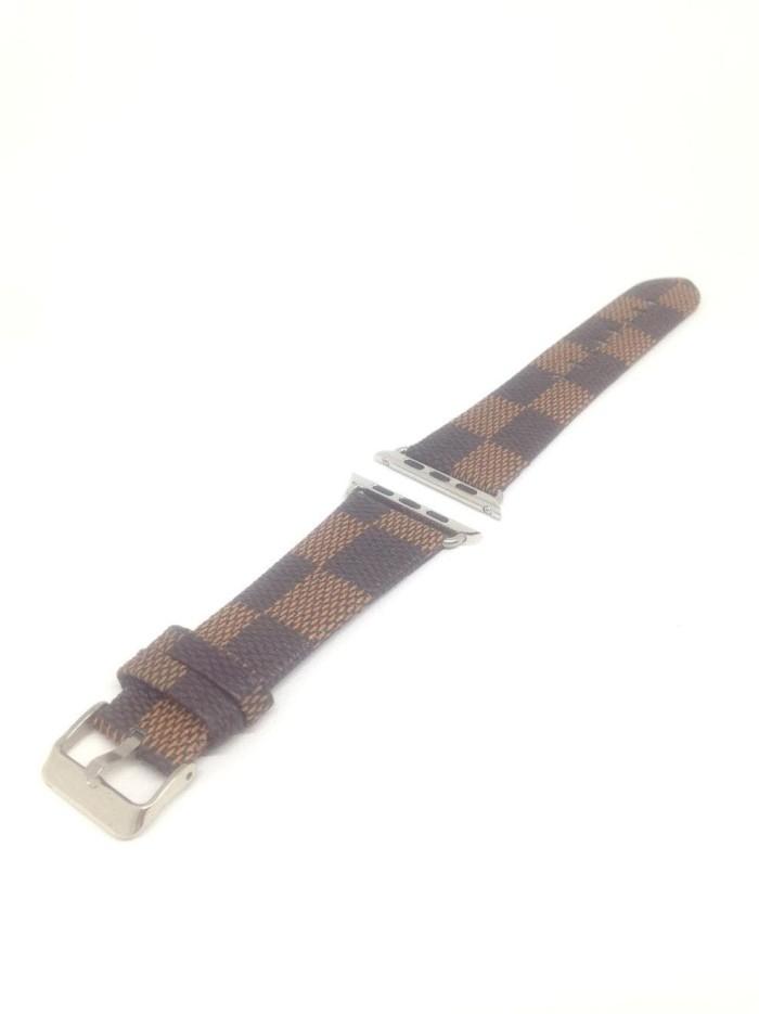 Foto Produk ready Apple Watch Strap Leather Monochrom 38mm dan 42mm dari DIKI FIRMANSYAH