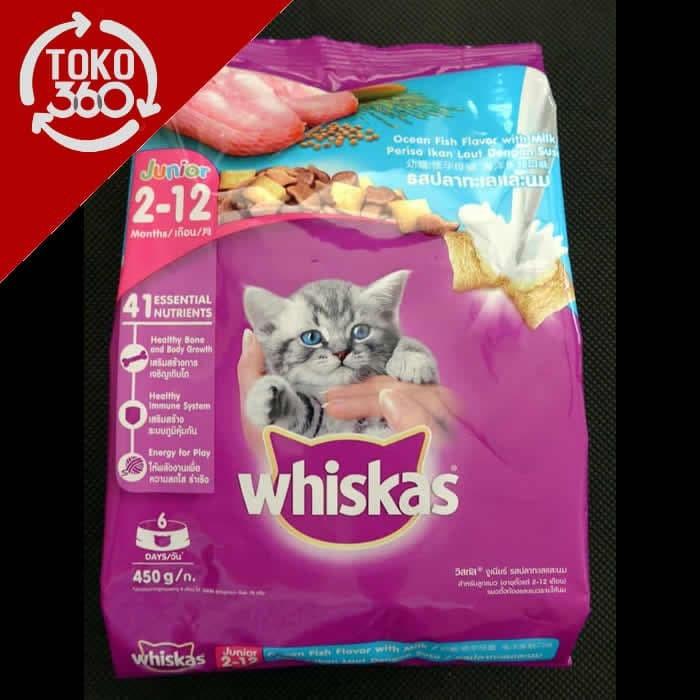 Jual Whiskas Wiskas Makanan Anak Kucing 1 1kg Kitten Dry Food