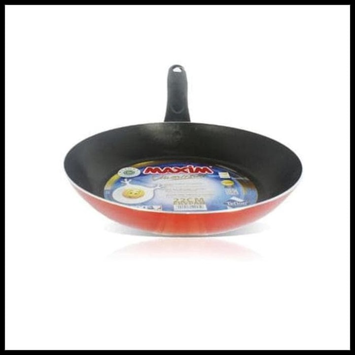HOT SALE Wajan/Penggorengan (Fry Pan) Teflon 18 Cm Maxim Valentino