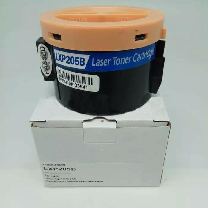 Foto Produk Toner Cartridge Fuji Xerox P105b/P205b/P215b/M205b/M205f Compatible dari Mitraink
