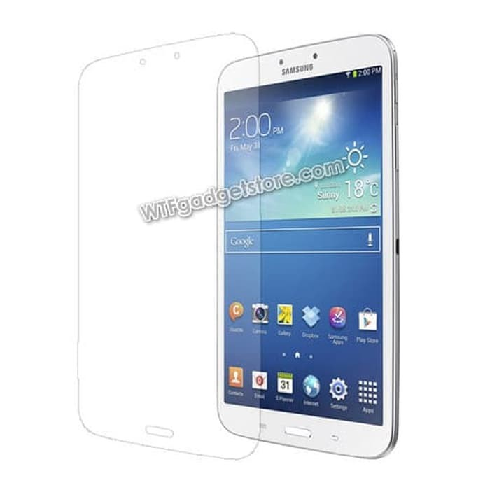 """3 Pack Clear Tablet Screen Protector Guard For 8/"""" Samsung Galaxy Tab S3 8.0"""