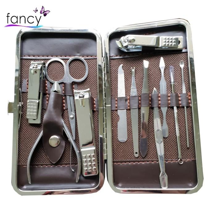 harga Manicure set isi 12 dompet (batik) Tokopedia.com