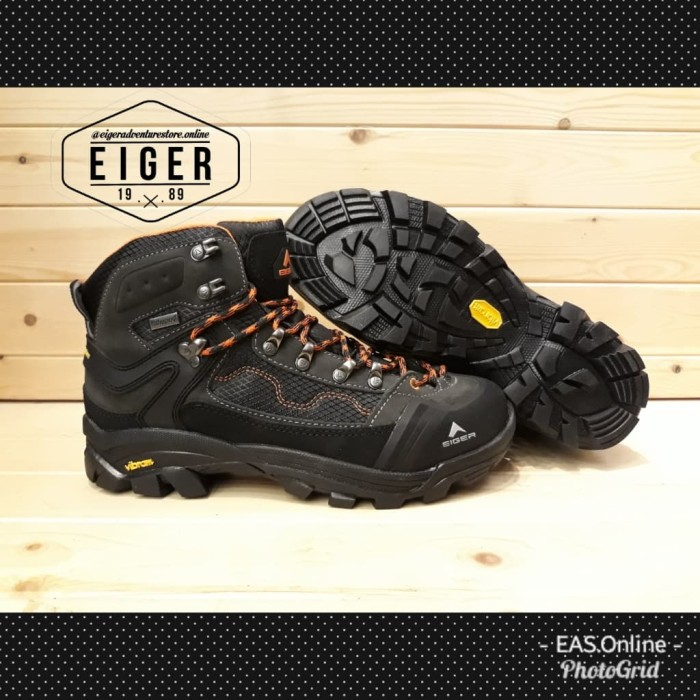 Jual sepatu boots eiger w159 pollock hiking boots cek harga di ... 3623c60e4d