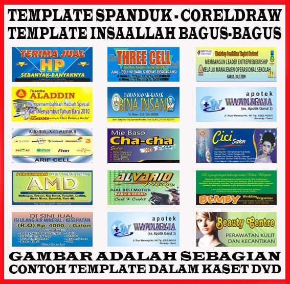 Banner Service Hp Cdr - Best Banner Design 2018
