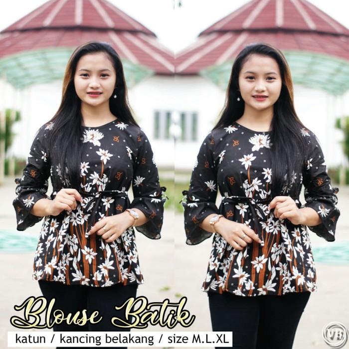 Jual Batik Wanita Batik Modern Batik Anak Muda Batik Kekinian Dki Jakarta Hiza Store Tokopedia