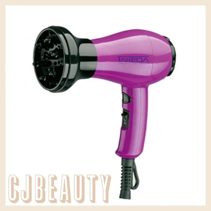 Jual TAKEDA Hair Dryer Rambut Keriting