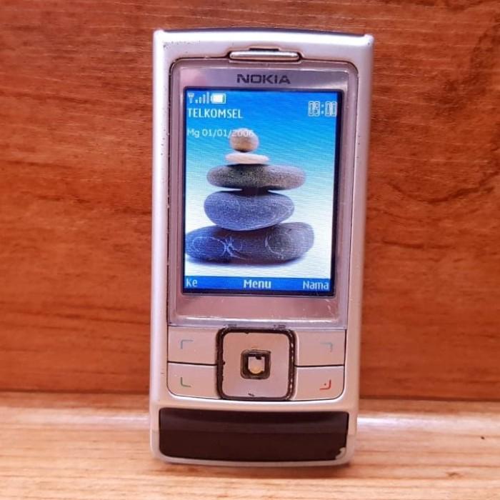 Foto Produk HP Jadul Nokia 6270 Slide 1st Nokia Stereo Original Symbian Not 6280 dari BaBeQu Shop